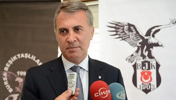 Fikret Orman 'Beşiktaş ezikliği' kelimesini kullandı mı?