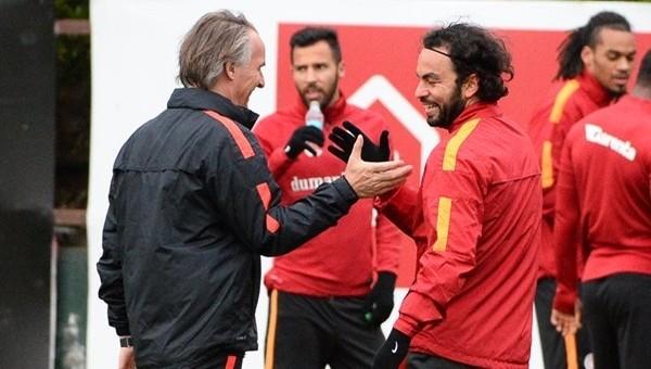 Galatasaray'da Riekerink işbaşı yaptı - Süper Lig Haberleri