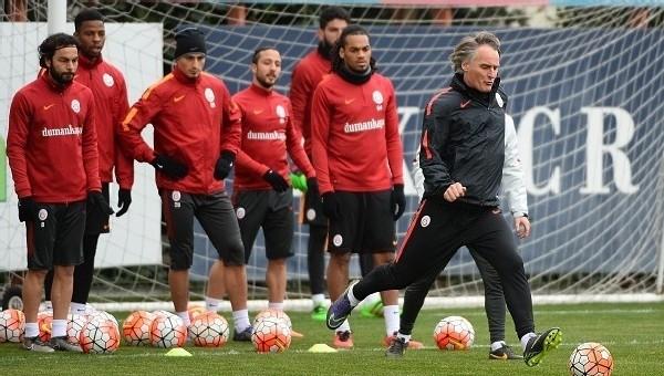 Galatasaray'ın muhtemel Fenerbahçe 11'i - Süper Lig Haberleri
