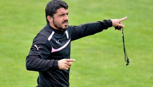 Gennaro Gattuso'nun gözü Manchester United'ta