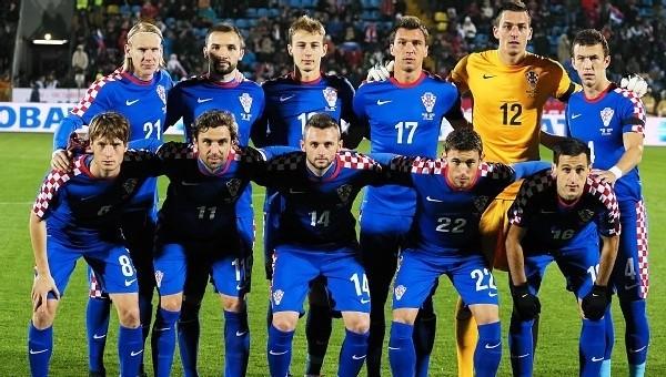 Hırvatistan'ın aday kadrosu - Dünyadan Futbol