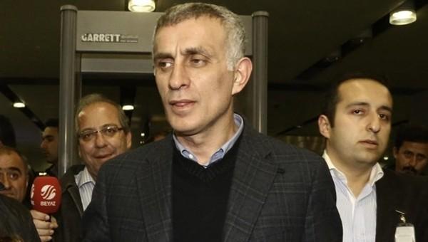 İbrahim Hacıosmanoğlu'na hapis istemi