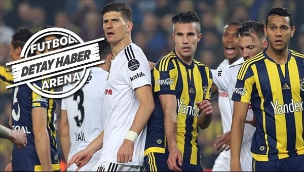 İlk yarı Fenerbahçe şimdi Beşiktaş