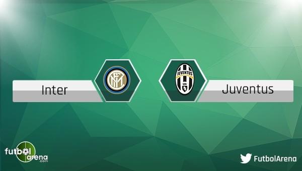 Inter - Juventus maçı saat kaçta, hangi kanalda?