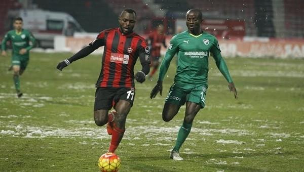 John Chibuike, Torku Konyaspor mağlubiyetini yorumladı