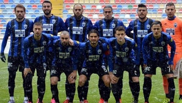 Kayseri Erciyesspor'un 8 haftalık hasreti