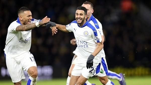 Leicester City adım adım şampiyonluğa gidiyor!
