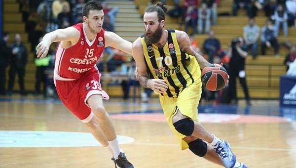 Liderliği garantileyen Fenerbahçe farklı yenildi - Basketbol Haberleri