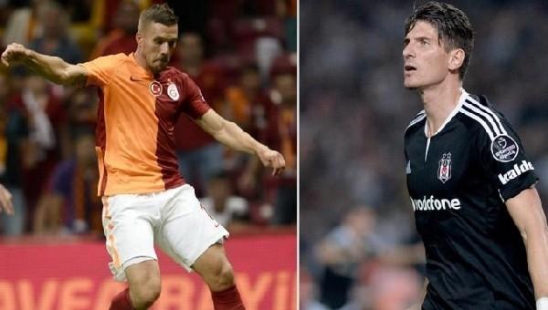 Mario Gomez ve Lukas Podolski Türkiye'den ayrılacak mı?