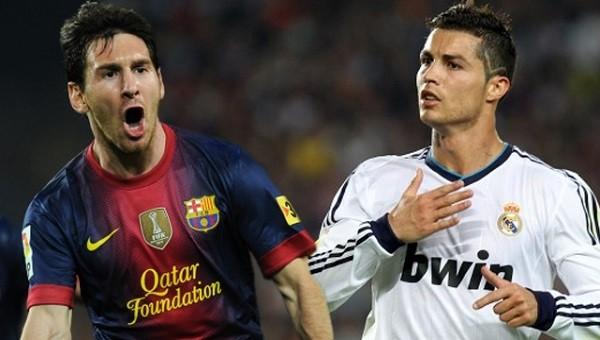 Messi'den Ronaldo'ya görülmemiş gider