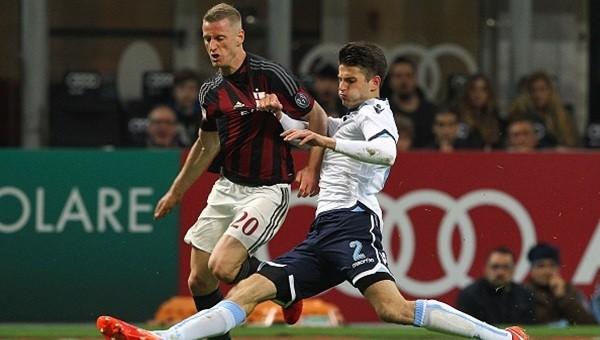 Milan ile Lazio yenişemedi
