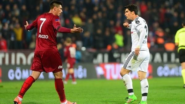 Necip Uysal'dan mükemmel performans - Beşiktaş Haberleri