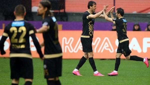 Osmanlıspor çıkışını sürdürdü - Süper Lig Haberleri