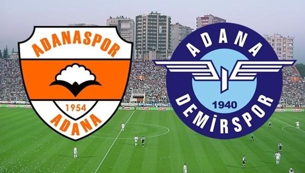 Adanaspor - Adana Demirspor maçı bilet fiyatları belli oldu