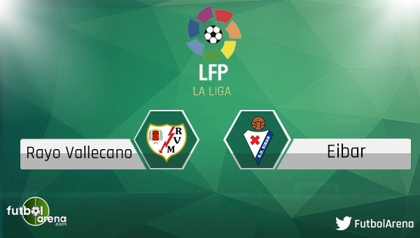 Rayo Vallecano - Eibar maçı saat kaçta, hangi kanalda?