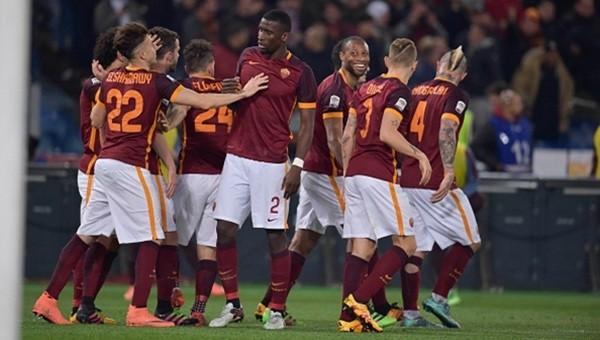 Roma, Fiorentina'yı ezdi geçti