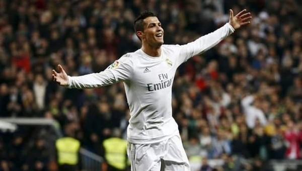 Ronaldo coştu, Real Madrid farklı kazandı