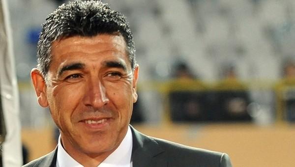 Sait Karafırtınalar Kayseri Erciyesspor'un yeni teknik direktörü oldu