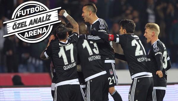 Son 10 sezonun en iyisi Beşiktaş!