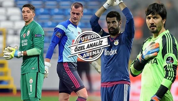 Süper Lig'in en iyi kalecisi kim?