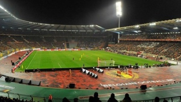 Terör yüzünden Milli maç iptal edildi