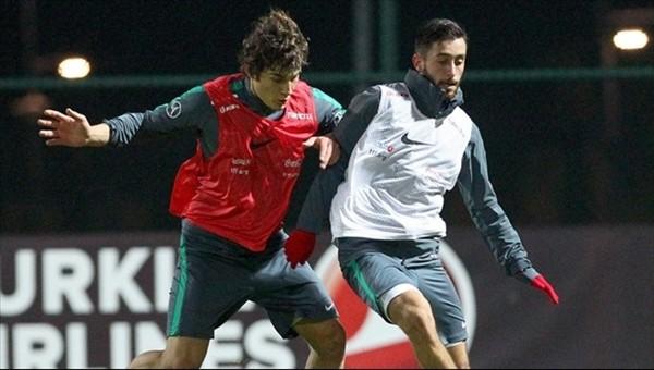 Trabzonspor'dan milli futbolcuya yakın takip