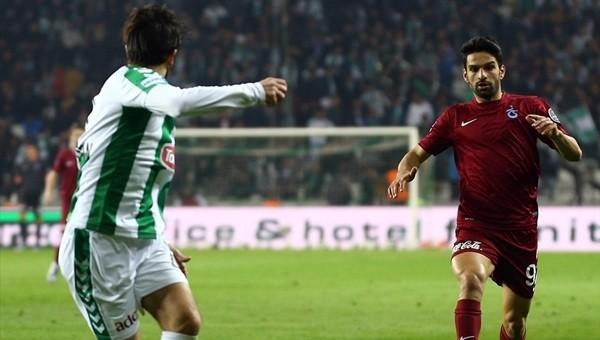 Trabzonspor'un çilesi, Konyaspor'un rüyası sürüyor!