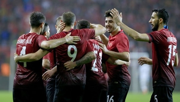 Türkiye'nin müthiş yükselişi - Milli Takım Haberleri