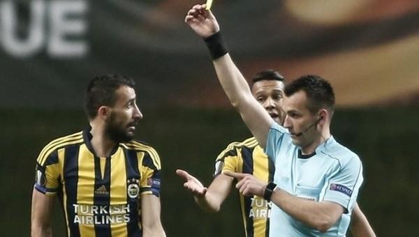 UEFA'dan Bebek'e Fenerbahçe'yi çıldırtan not