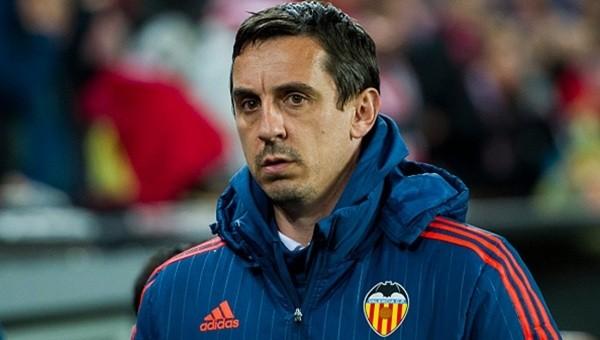 Valencia'nın Gary Neville deneyi 3 ay sürdü!
