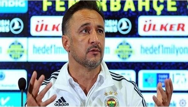 Vitor Pereira'dan Beşiktaş'a Avrupa göndermesi - İZLE