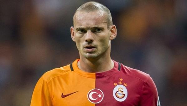 Wesley Sneijder, Galatasaray'dan ayrılıyor mu?