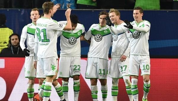 Wolfsburg, Çeyrek Finalde!