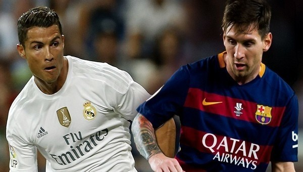 Xavi, Messi ile Ronaldo'yu kıyasladı