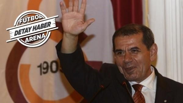 111 yıllık Galatasaray tarihinde bir ilk!