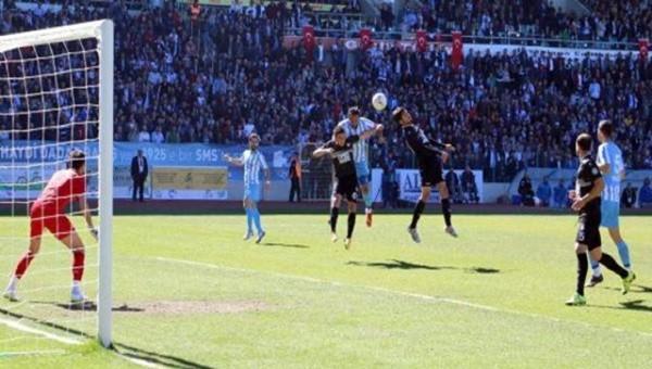 3. Lig'de taraftar rekoru! - Erzurum Haberleri