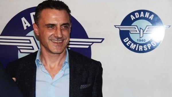 Adana Demirspor'da istifa şoku!