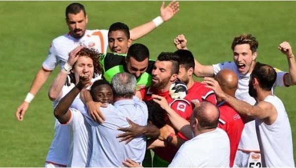 Adanaspor, Süper Lig yolunda
