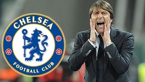 Antonio Conte'nin Chelsea'de ilk transferi