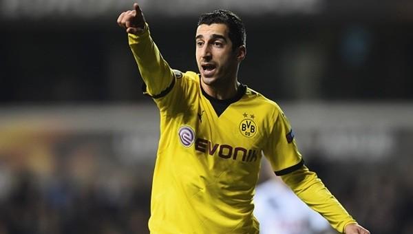 Arsenal, Borussia Dortmund'un yıldızının peşinde
