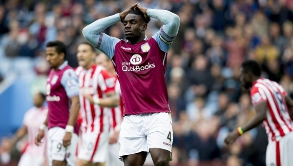 Aston Villa'dan kaçış başladı