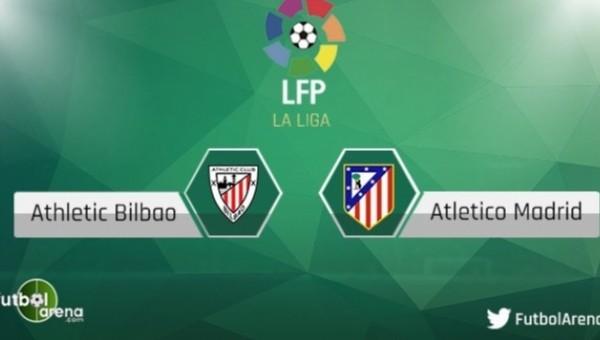 Athletic Bilbao - Atletico Madrid maçı saat kaçta, hangi kanalda?