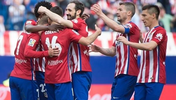 Atletico Madrid, Real Betis'e acımadı