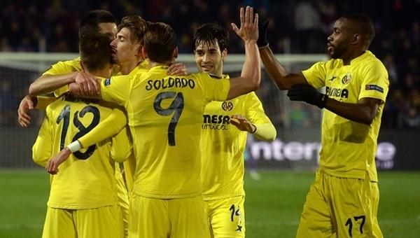Bakambu coştu Villarreal yarı finalde!