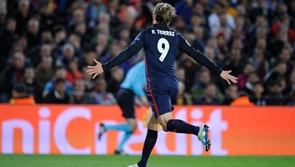 Barcelona'nın belalısı Fernando Torres - Şampiyonlar Ligi Haberleri