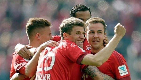 Bayern Münih, Berlin cehenneminden galip çıktı