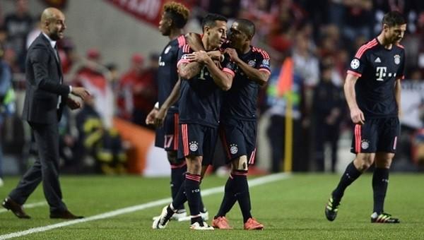 Bayern Münih yine yarı finalde!