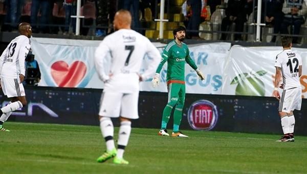 Beşiktaş taraftarından Tolga Zengin ve Alexis Delgado isyanı - Süper Lig Haberleri
