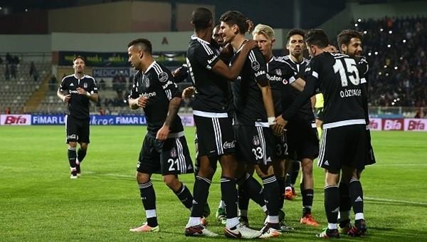 Beşiktaş'ta Galatasaray maçı öncesi kart alarmı