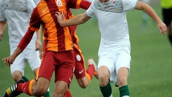 Bursaspor'dan Galatasaray'a 5 gol